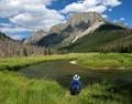 Wyoming Wilderness Solitude