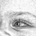 My grandaughters eye