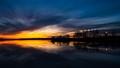 Nickel Lake Reflections