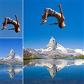 Salto over the Matterhorn