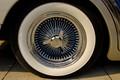 True wire wheel 1957 Buick wagon