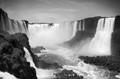 Iguazu Falls taken from the Brazilian side.