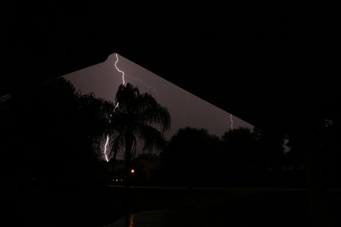 lightning from home