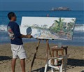 Plein Air at the beach
