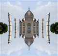 Floating Taj