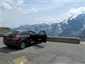 On the highest mountain pass in Europe