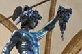 Perseus, Piazza della Signoria
