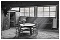 Old German farmhouse parlour