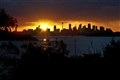 Sydney sunset (Australia)