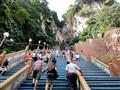 300 steps