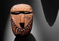 Ancient Native American Mask
