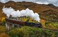The Jacobite Steam Train