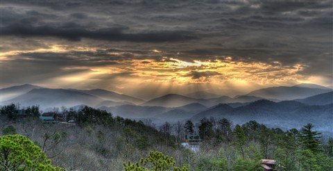Smoky Mountains Dawn
