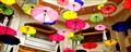 Floating Umbrellas....
