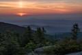 Sunrise, Hunger Mountain
