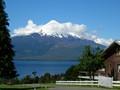 Lake Llanquihue and Volcan Osorno - Chilean Patagonia