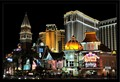Colorful Las Vegas' Night
