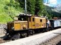 A non-steam locomotive