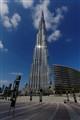 World's tallest building, Burj Khalifa