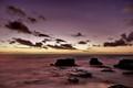 Crescent Moonrise at Sunrise