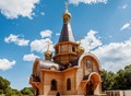 Russian church  Spain
