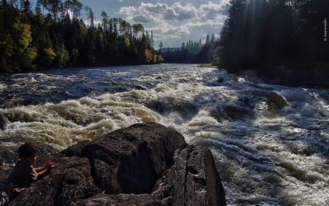 Fish River Falls