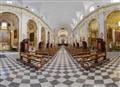 180° St Venanzio Cathedral - Fabriano- Ancona,