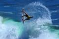 a surf player