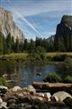 Yosemite Contrails