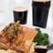 2017-02-03 Australia Daylesford Pork Lunch Food