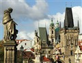 Charles Bridge South Gate Towers