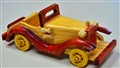 Wooden Toys and Models