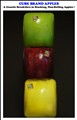 Cube Brand Apples
