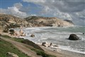 Stormy Day At Aphrodite's Rock