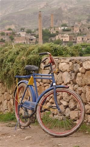 onun hüzünlü bisikleti