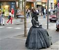 Mime in Barcelona
