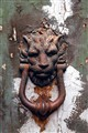 Roman door knocker