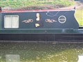 "MonaLisa  and life on an old Canal boat!""!!"