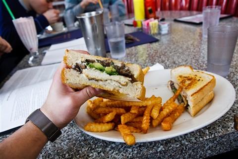 San Francisco Sandwich