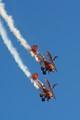 Breitling Wingwalking Aerobatics