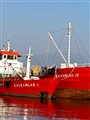 red ships