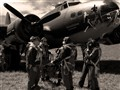 B-17 Memphis Belle and Crew
