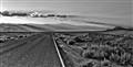 Driving through Nevada