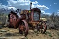 Rusty Old Tractor