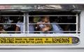 Aboard a Jeepney in Manila