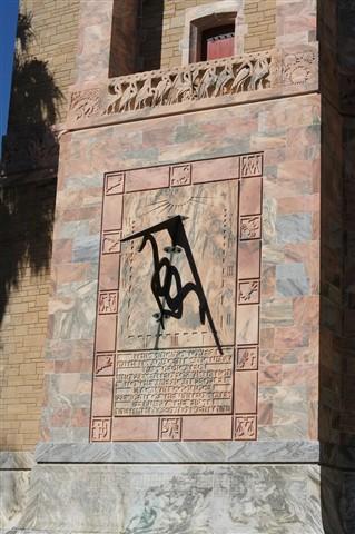 Bok Tower Sundial