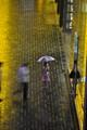 Rainy Beijing
