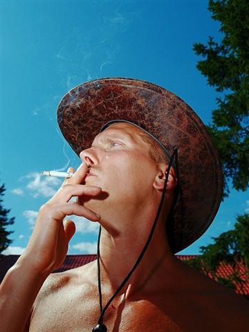 Smoker Cowboy