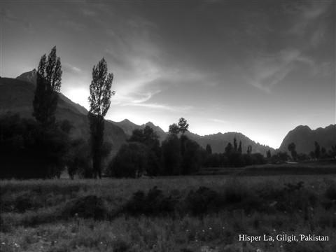 Gilgit Landscape