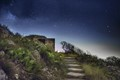 Stairs under Milkyway, Capo Rama, Terrasini NW SICILY